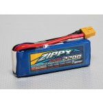 ZIPPY Flightmax 7.4V 2200 mAh 2S1P 40C