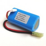 SuPower 11.1V 1500 mAh 15C Li-ion Battery AUG тип МТамия