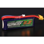 Turnigy nano-tech 7.4V 2200 mah 2S 25~50C